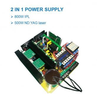 WNJ1 IPL 800W plus laser 500W 2 in 1 power supply